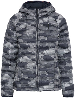 Fusalp Dian Quilted Shell Hooded Jacket
