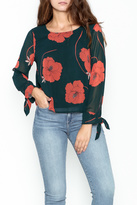 Cupcakes And Cashmere Josette Blouse