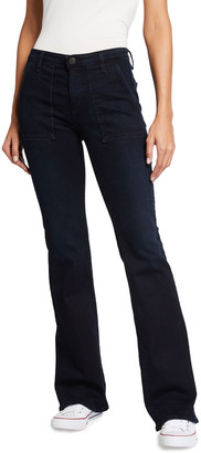 AG Jeans The Angel Boot-Cut Jeans