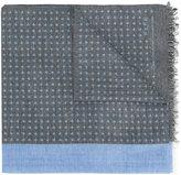 fe-fe two-tone scarf