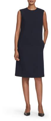 Lafayette 148 New York Polly Sleeveless Wool Dress