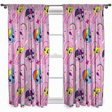 Hasbro My Little Pony 'EQUESTRIA' 54-Inch Curtain Set