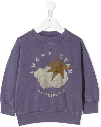 Bobo Choses Lucky Star sweatshirt