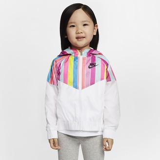 Nike Toddler Jacket Sportswear Windrunner