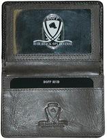Dopp Men's RFID Alpha Collection Business Card Case