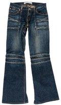 Junya Watanabe Comme des Garçons Moto Bootcut Jeans