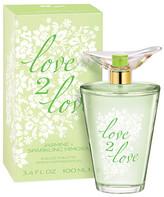 Love2Love Women's Eau de Toilette Spray Jasmine + Sparkling Mimosa