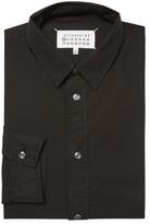 Maison Margiela Solid Dress Shirt