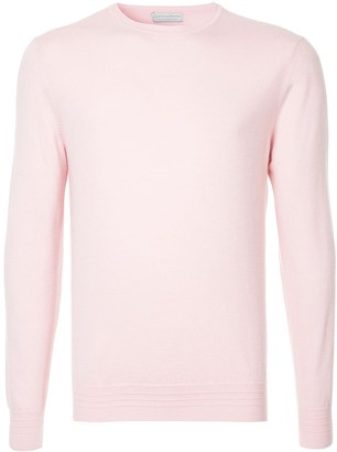 Gieves & Hawkes Round Neck Jumper