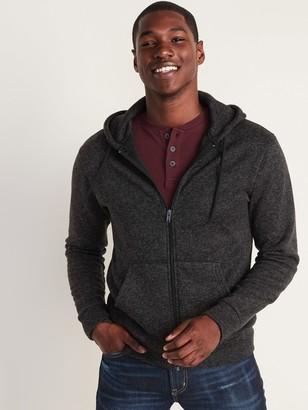 Old Navy Sweater-Fleece Zip Hoodie for Men