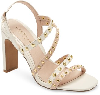 Cecelia New York Vanessa Studded Sandal