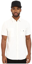 HUF Smoke Pocket Short Sleeve Shirt