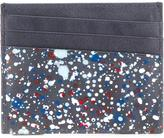 Maison Margiela paint splatter card holder