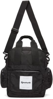 Reebok x Victoria Beckham Black VB Backpack Tote