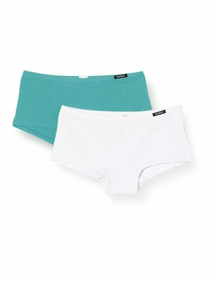 Skiny Girls Madchen Pant 2er Pack Essentials Panties