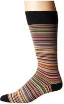 Paul Smith Multi Stripe Socks Men's Quarter Length Socks Shoes