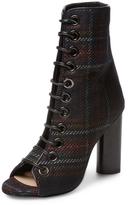 Barbara Bui High Heel Leather Bootie
