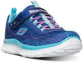 Skechers Little Girls' Skech Appeal Prancy Dance Sneakers from Finish Line