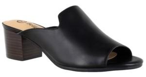 Bella Vita Daisy Women's Block Heel Sandals Women's Shoes