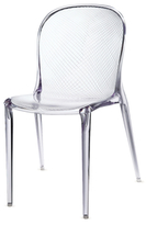 Modway Scape Acrylic Translucent Chair