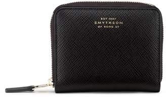 Smythson Panama Zip-Around Wallet