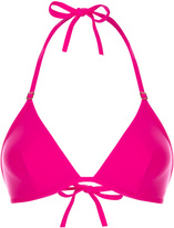 CONTEMPORARY Triangle bikini top