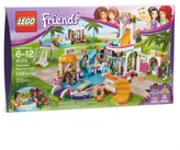 Lego Friends(TM) Heartlake Summer Pool - 41313