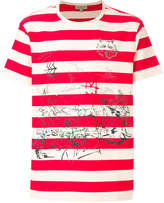 Burberry striped T-shirt
