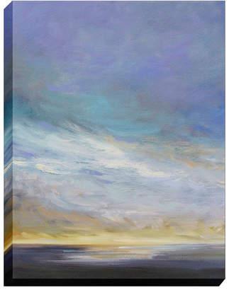 "Paragon Coastal- Gallery Wrap Wall Art, 40"" x 30"""