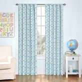 Eclipse Zane Thermaback Room Darkening Curtain - 40'' x 84''