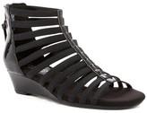 Aerosoles Yet Plane Wedge Gladiator Sandal