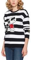 Vans Vans_Apparel Women's Joe Cool Crew Sweatshirt,6 (Manufacturer Size: )
