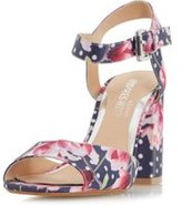 Dorothy Perkins Womens *Head Over Heels By Dune 'Mercii' Ladies High sandals- Multi Colour