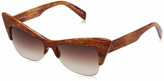 Italia Independent Women's 0908-BH2-041 Sunglasses