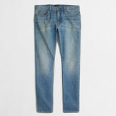 J.Crew Factory Sutton selvedge jean in light wash