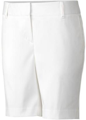 Cutter & Buck Women's Moisture Wicking 50+ UPF Sage Short with Pockets