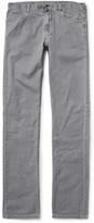 Canali Slim-fit Denim Jeans