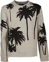 Paolo Pecora Printed Sweatshirt