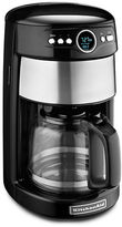 KitchenAid 14-Cup Glass Carafe Coffee Maker