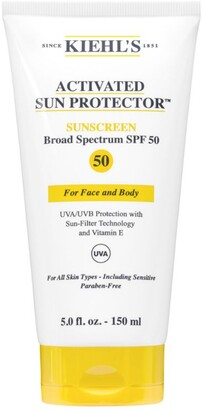 Kiehl's Activated Sunscreen SPF 50