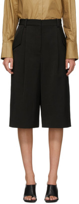 PARTOW Black Gordon Shorts