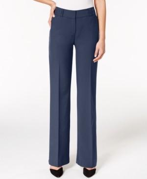 Alfani Curvy Bootcut Pants, Regular, Short Lengths, Created for Macy's