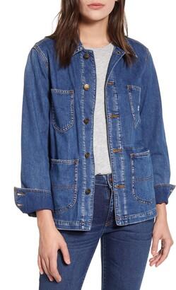 Lee Loco Denim Chore Jacket