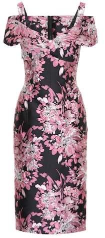 Dolce & Gabbana Brocade sheath dress