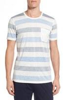 Daniel Buchler Pima Cotton & Modal Crewneck T-Shirt