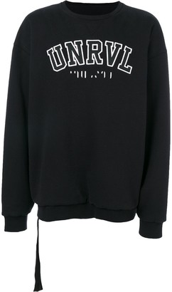 Unravel Project Logo Sweatshirt