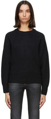 Etoile Isabel Marant Black Duffy Sweater