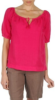 Bensimon DIANY women's Blouse in Pink