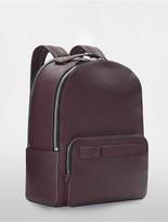 Calvin Klein Platinum Engineered Large Backpack