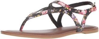 Fergie Fergalicious Women's Sizzle Flat Sandal